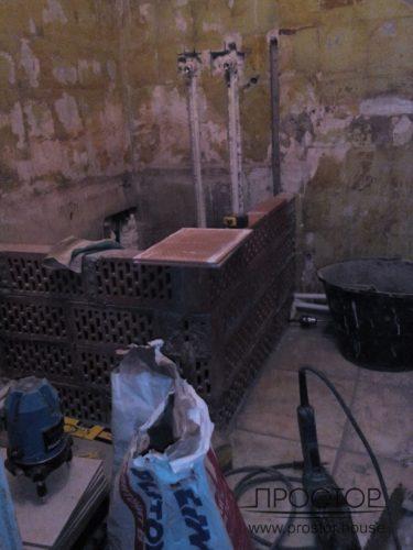 монтаж кафельной плитки в хрущевке