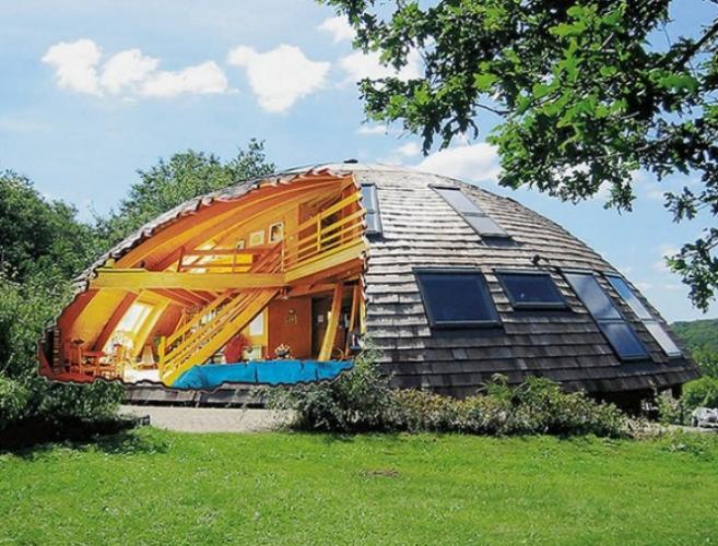 деревянный дом преимущества