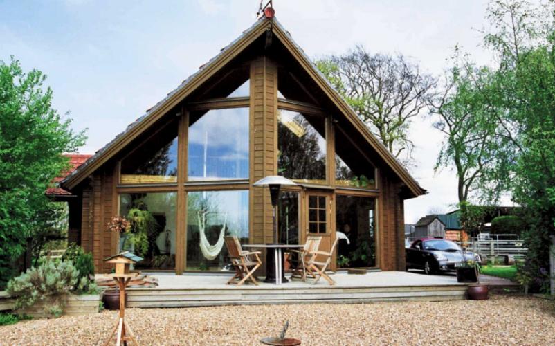 преимущества современного деревянного дома строительство и ремонт