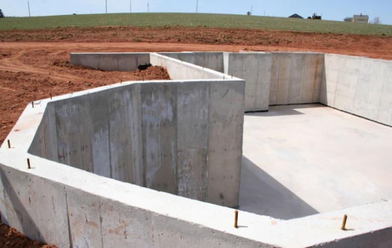 строительство фундамента спб