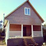 Технологические особенности строительства дома из профилированного бруса