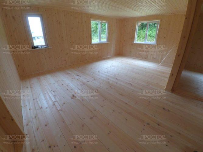 Покрасить дом внутри - Простор
