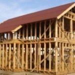 Каркасные деревянные конструкции в загородном строительстве