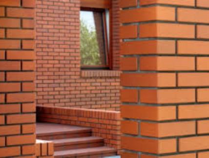 стены из керамического кирпича - Простор