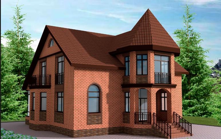 строительство загородного дома - Простор
