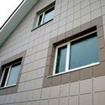 Утепление и виды вентилируемых фасадов в кирпичном доме