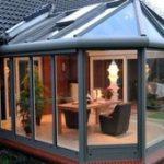 Как недорого расширить дом на даче