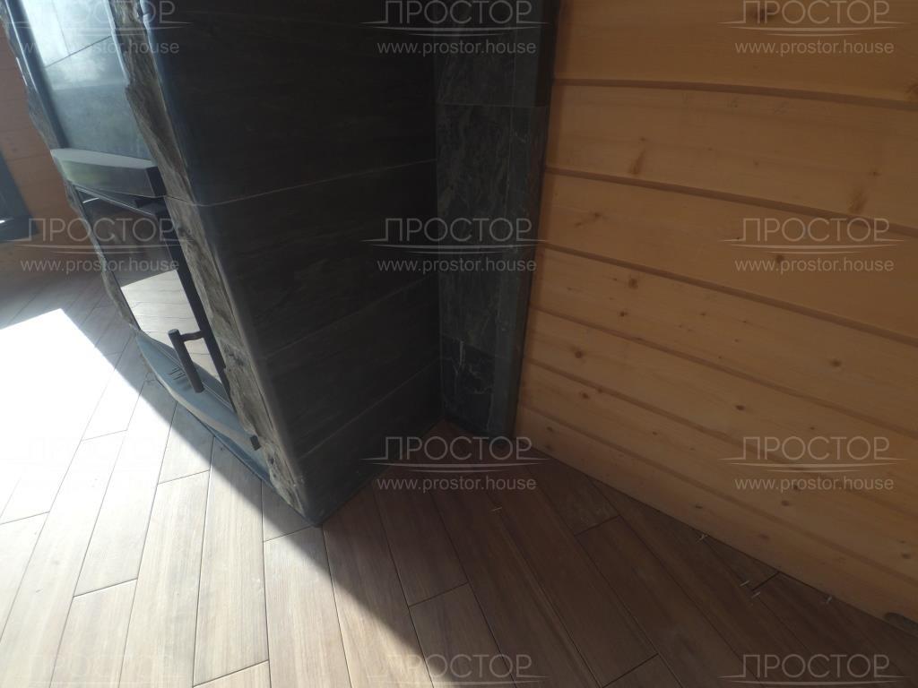 Укладка плитки на пол фото - Простор