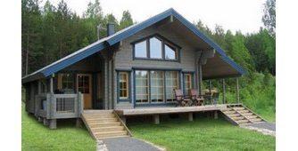 Финский каркасный дом - Простор