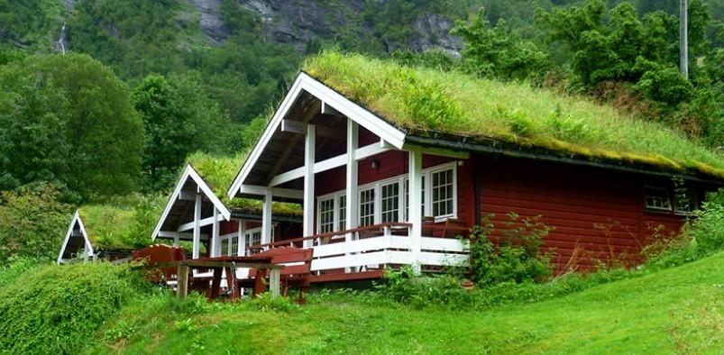 проекты дачных домиков эконом класса - Простор