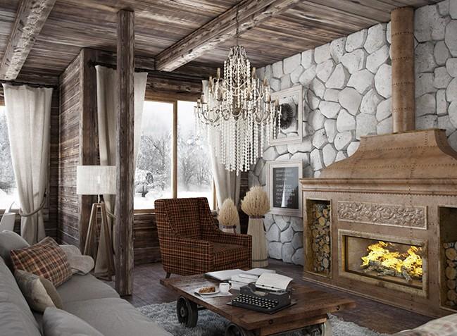 проекты одноэтажных дачных домиков - Простор