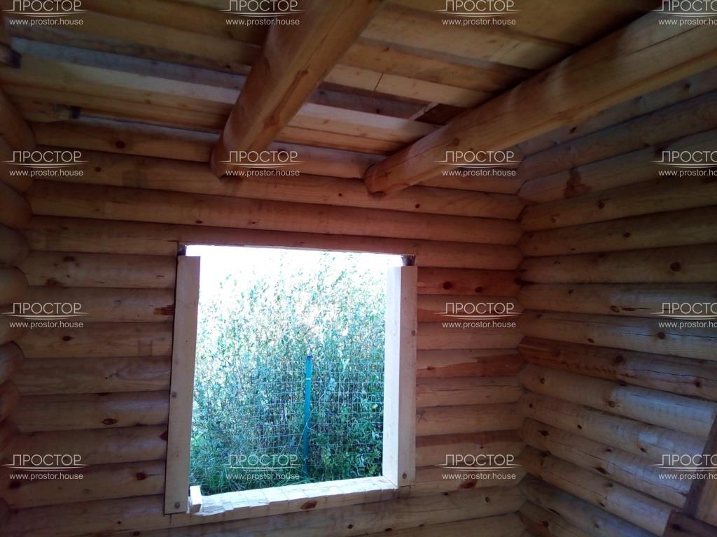 Обсадная коробка для окна - Простор
