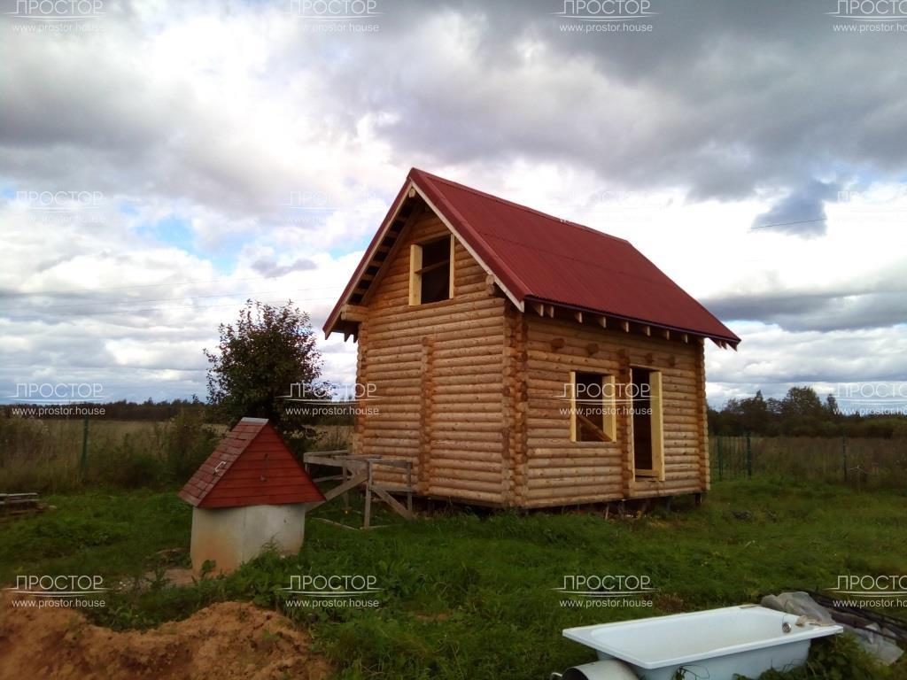 Установка обсадных коробок на двери и окна - Простор