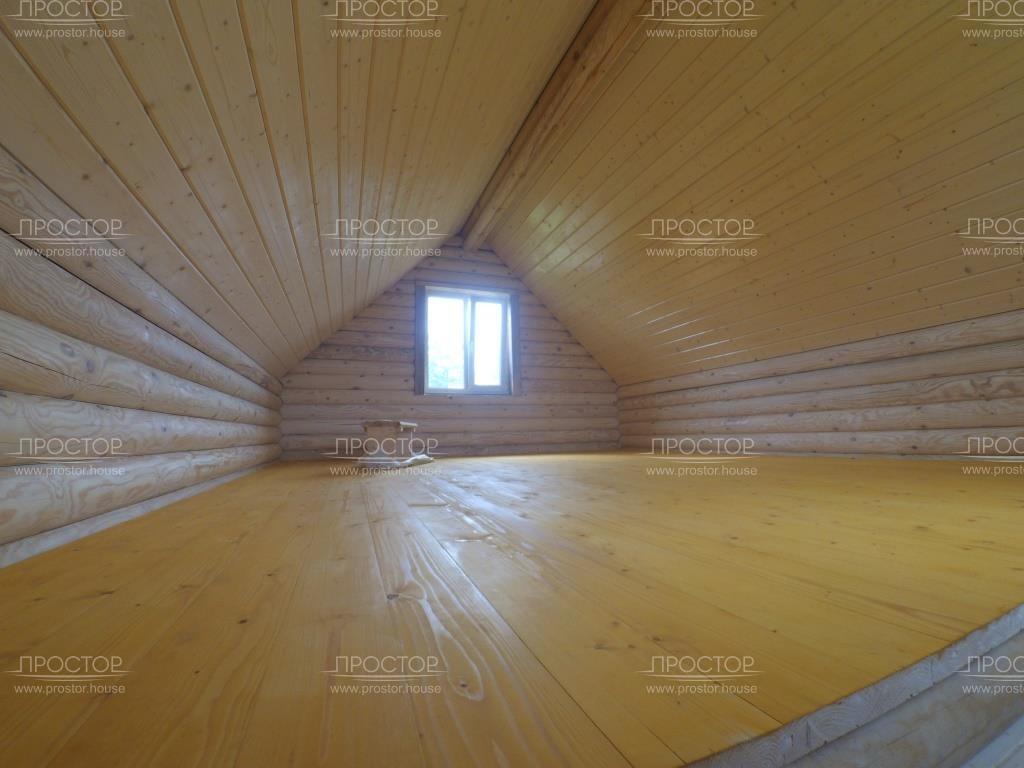 Покрыли потолки, стены и полы маслом - Простор