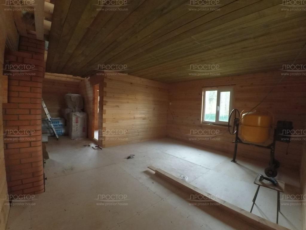 Внутренняя отделка дома под ключ - Простор