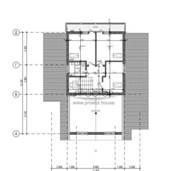 Строительство каркасных домов 9 на 10 - Простор